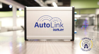 Danlaw's V2X On-board Unit, AutoLink, Earns OmniAir Certification
